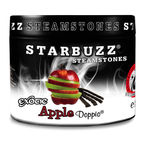 Starbuzz Steamstones Apple Doppio