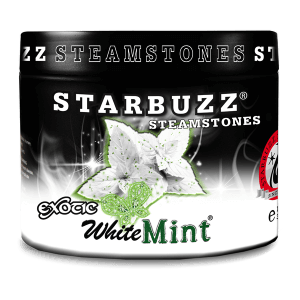 Starbuzz Steamstones White Mint