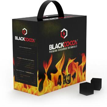 Carbón Natural Black Coco's 4 Kg