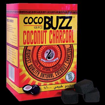 Carbón Natural Coco Buzz