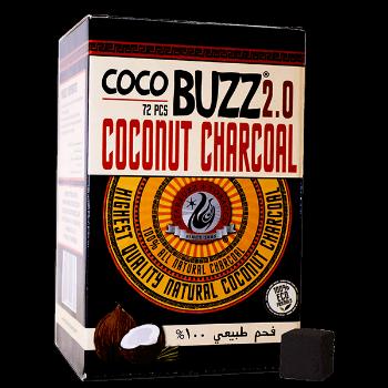 Carbón Natural Coco Buzz 2.0