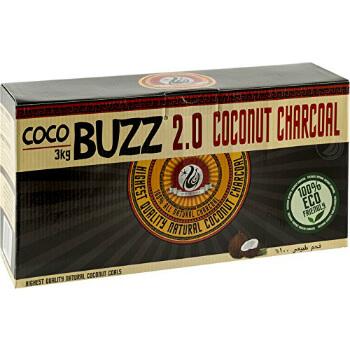 Carbón Natura Coco Buzz 2.0 3kg