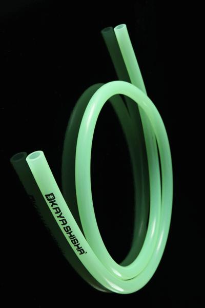 Mangueras Kaya Transparente Verde