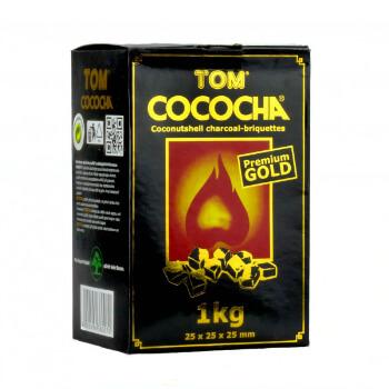 Carbón Natural Tom Cococha
