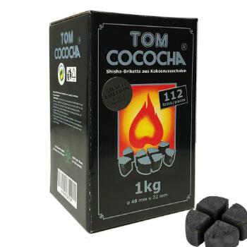 Carbón Natural Tom Cococha Silver