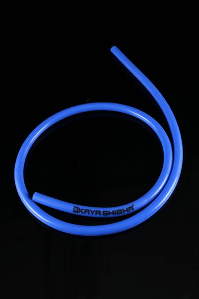 Manguera silicona azul