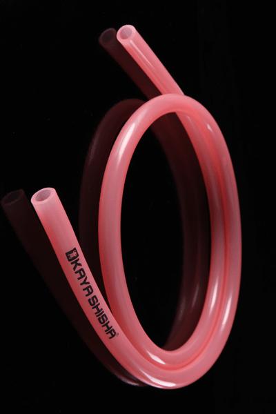 Manguera silicona Kaya Transparente