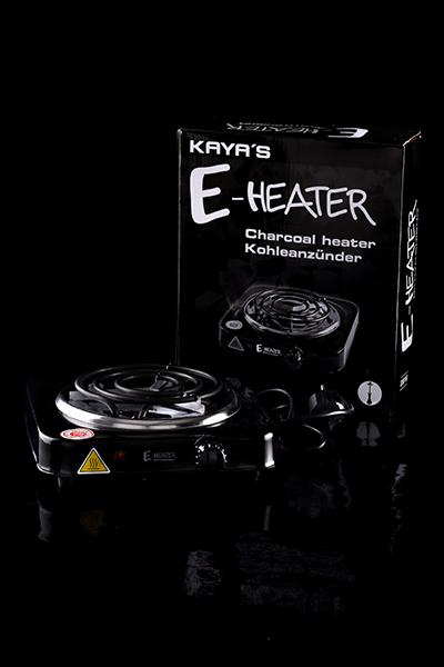 Encendido de los carbones Kaya E-Heater