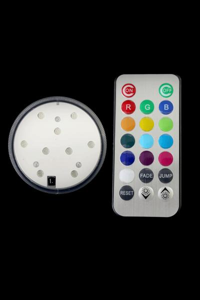 LED sumergible con mando Kaya - Shisha