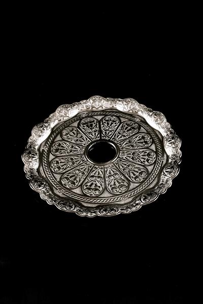 Plato Kaya Oriental Silver