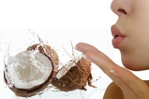 Jeff's Seven Elements Coconut Kiss