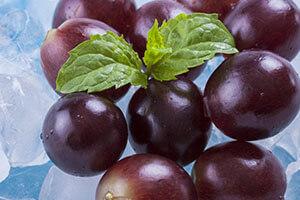 Jeff's Seven Elements Grape Mint