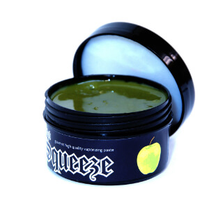 Hookah Squeeze Green Apple