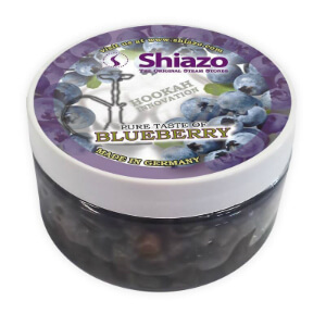 Shiazo Steam Stones Blueberry