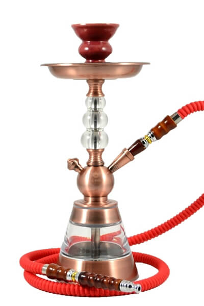 Cachimbas El Badia Celeste Junior Antic Bronze