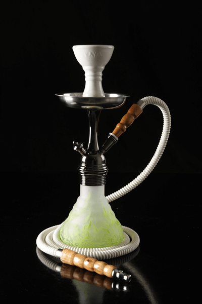 Cachimbas El Keyif 330 Frosted Green