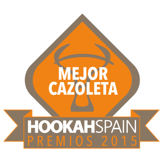 Cazoletas de Cachimbas y Shishas Mejor Cazoleta 2015
