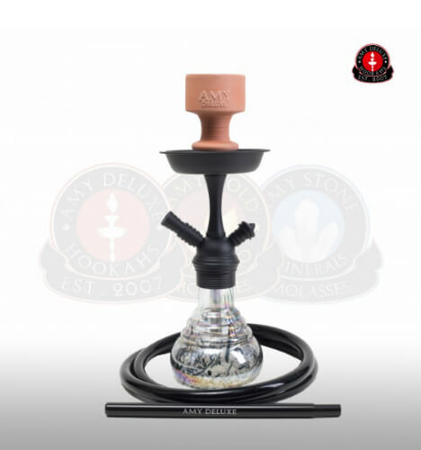 Cachimbas AMY Deluxe 760R Black