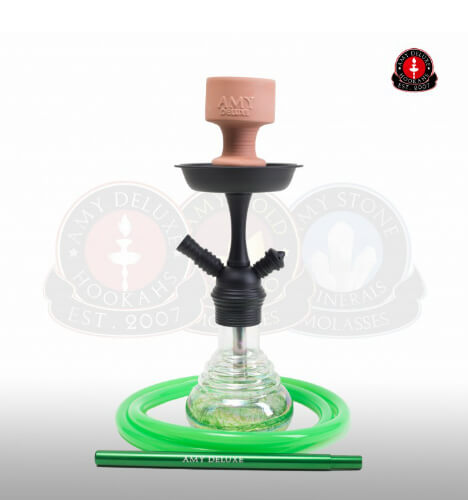 Cachimbas AMY Deluxe 760R Green