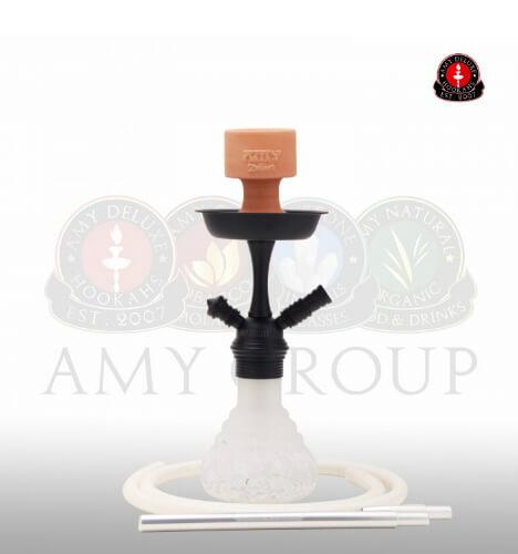Cachimbas AMY Deluxe 760R White