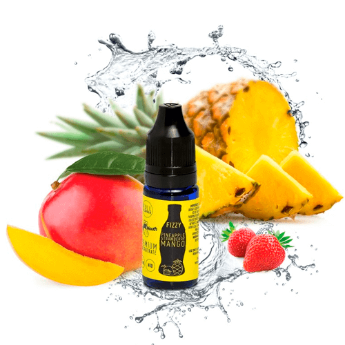 Alquímia Vapeo aroma BigMouth Pineapple strawberry mango