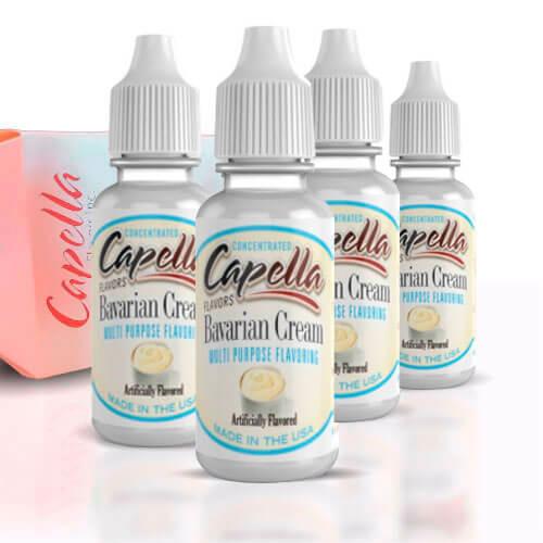 Alquímia Vapeo aroma Capella Bavarian Cream