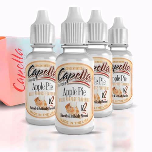 Alquímia Vapeo aroma Capella Apple Pie