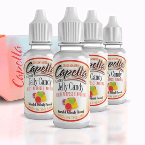 Alquímia Vapeo aroma Capella Jelly Candy