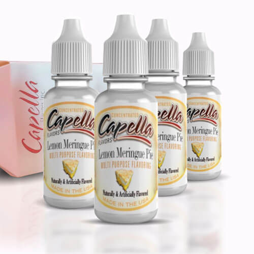 Alquímia Vapeo aroma Capella Lemon Meringue Pie