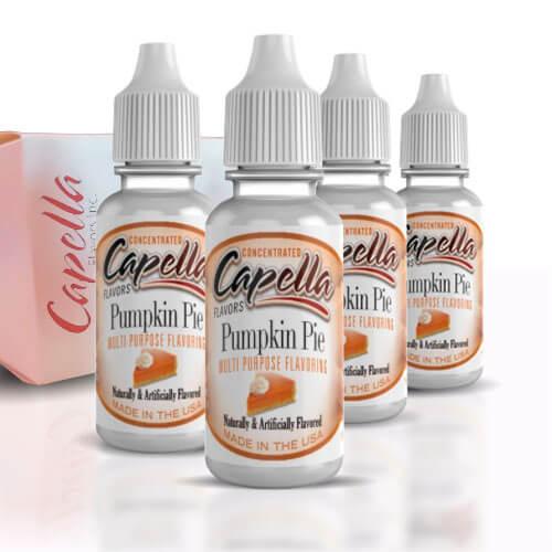 Alquímia Vapeo aroma Capella Pumpkin Pie Spice