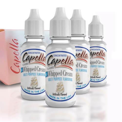 Alquímia Vapeo Capella Vanilla Whipped Cream