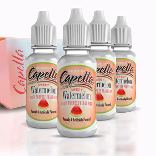 Alquímia Vapeo Capella Sweet Watermelon