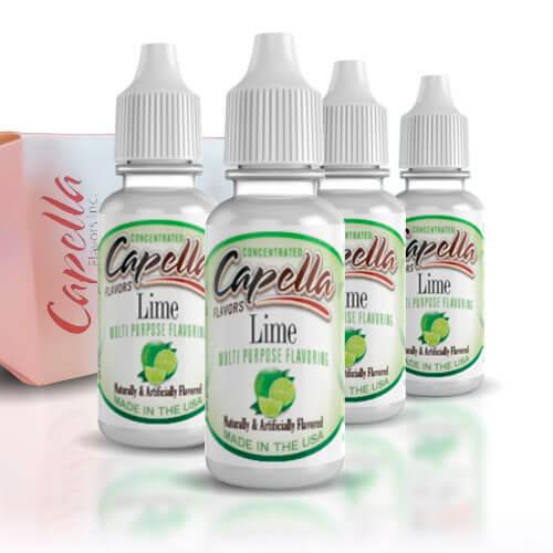 Alquímia Vapeo aroma Capella Lime