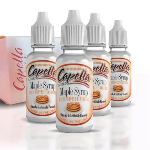Alquímia Vapeo aroma Capella Maple Syrup