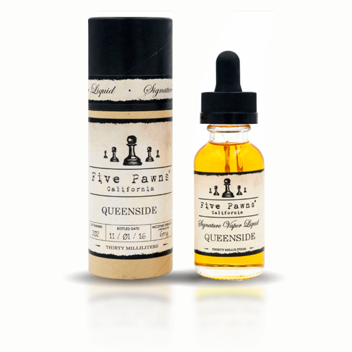 Liquidos Americanos Five Pawns Queenside
