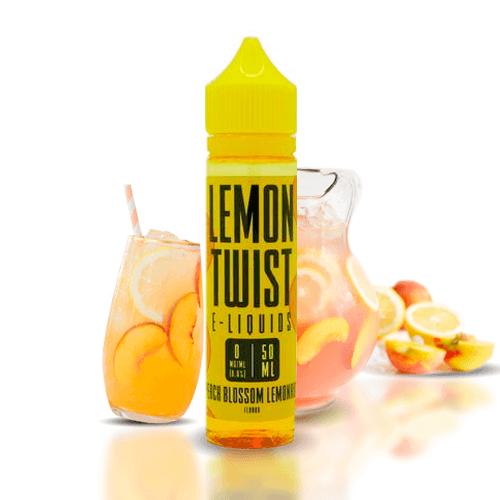 Líquidos Americanos Lemon Twist Peach Lemonade