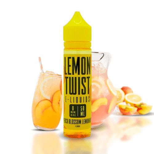 Líquidos Americanos Lemon Twist Peach Lemonade
