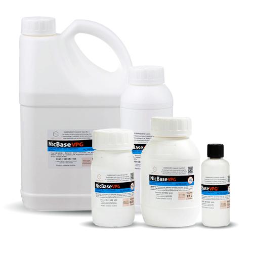 Alquímia Vapeo NicBase