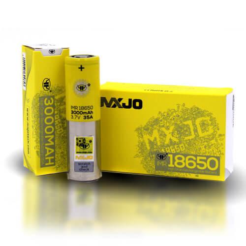 Accesorios Vapeo MXJO 18650 3000