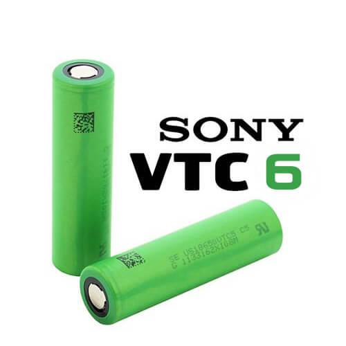Accesorios Vapeo Sony VTC6 18650