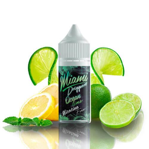 Líquidos europeos Miami Ocean Lime
