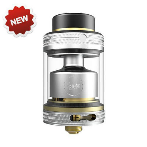 Mods y Kits Vapeo CoilArt Mage V2 Silver